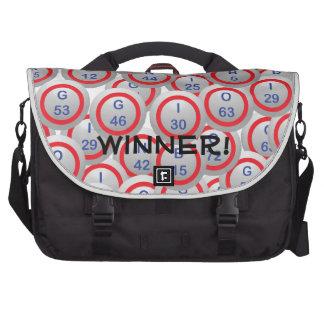 Bingo Balls Commuter Bags