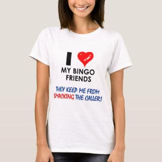 BINGO! Bingo designs for the fabulous player! T-Shirt