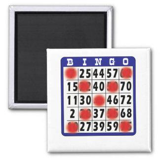 Bingo Card - Magnet