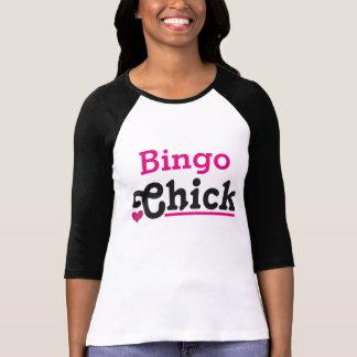 Bingo Chick Shirts