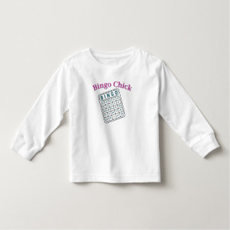 Bingo Chick Toddler T-Shirt