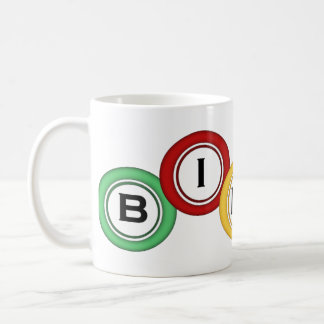 Bingo Coffee Mug