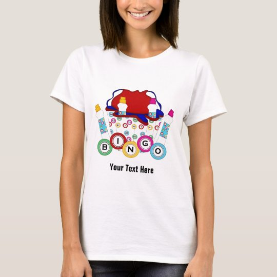 Bingo (customisable) T-Shirt