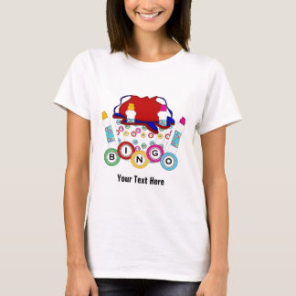 Bingo (customizable) T-Shirt