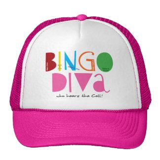 Bingo Diva Hat