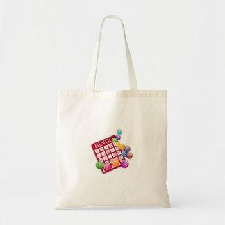 Bingo Game Tote Bag