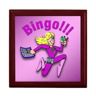 Bingo!!! Trinket Box