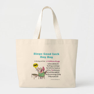 Bingo Good Luck Hug Bag