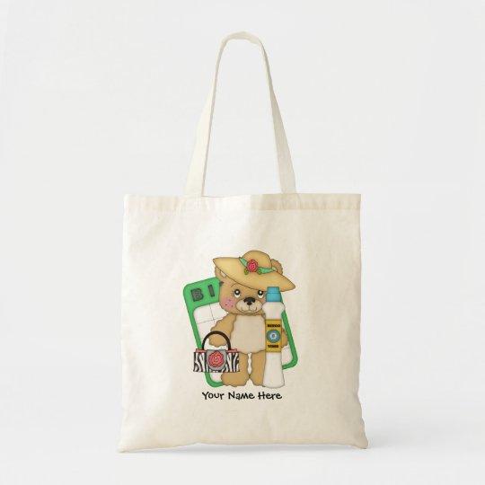 Bingo Grandma (customisable) Tote Bag