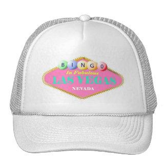 BINGO In Fabulous Las Vegas Hat