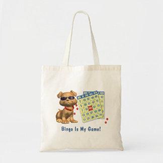 Bingo Is My Game! Tote Bag