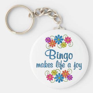 Bingo Joy Key Ring