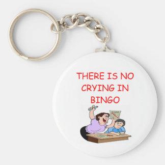 BINGO KEY RING