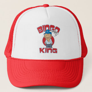 Bingo King Trucker Hat