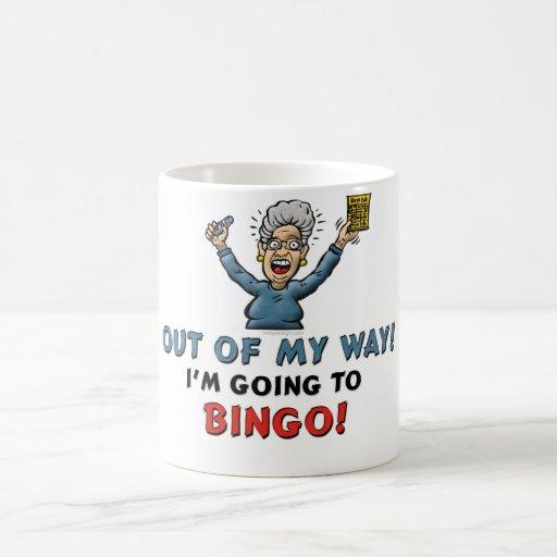 Image of Bingo Lovers Coffee Mug