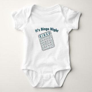 Bingo Night Card Tee Shirts