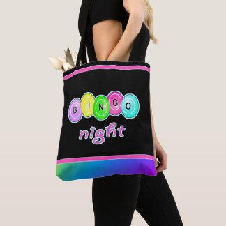 Bingo Night Tote Bag