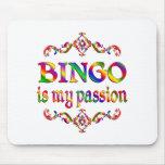 BINGO Passion Mousepad