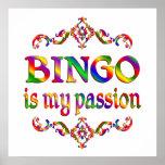 BINGO Passion Print