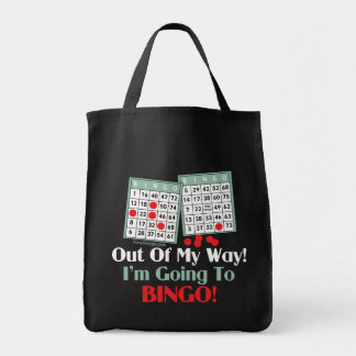 Bingo Players Tote Bag