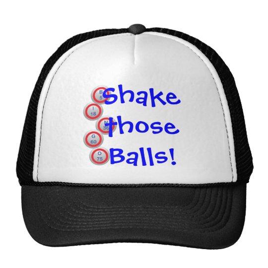 Bingo! Shake those Balls! Cap