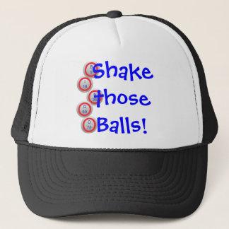 Bingo! Shake those Balls! Trucker Hat