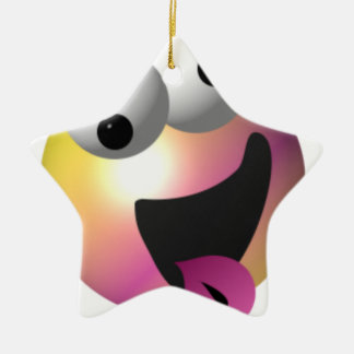 Bingo Sites Mascot Christmas Ornament