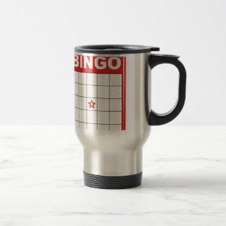 Bingo Stainless Steel Travel Mug