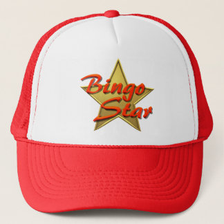 Bingo Star Trucker Hat