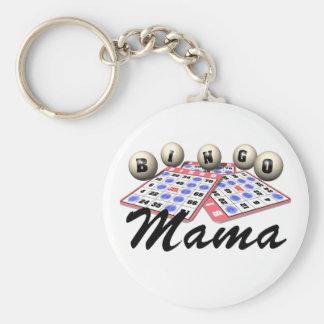 Bingo T-shirts and Gifts. Key Ring