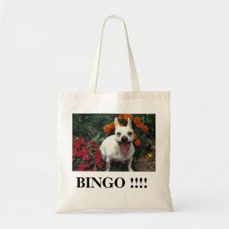 BINGO !!!! TOTE BAG