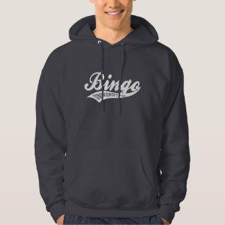 Bingo U sports script hoody