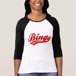 Bingo U sports script ladies jersey shirt