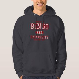 Bingo University Athletics Dept. hoody