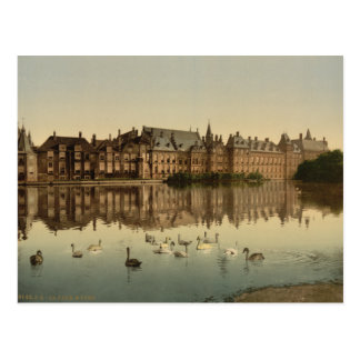 Binnenhof across the Hofvijver, The Hague Postcard