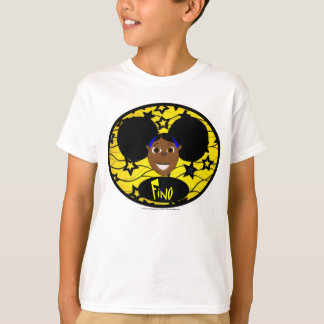Bino and Fino - Fino West African Yellow T-Shirt