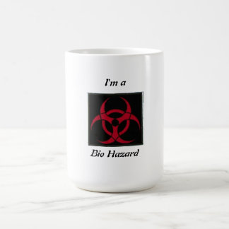 Bio Hazard coffee mug