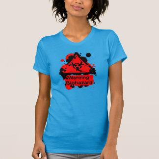 Bio-hazard - Ladies T-Shirt