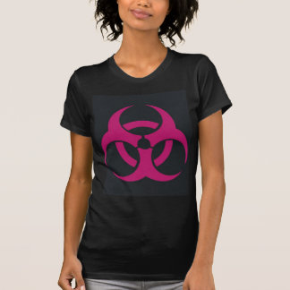 Bio Hazard Pink Tee