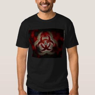 bio hazard t-shirt