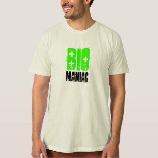 BIO MANIAC organic tshirt