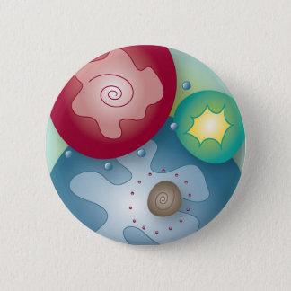 Bio Pop 6 Cm Round Badge