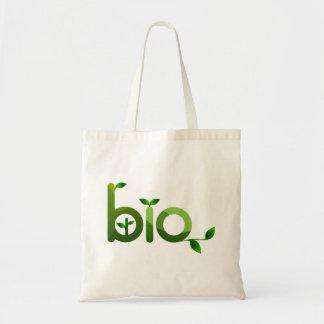Bio Sign Tote Bags