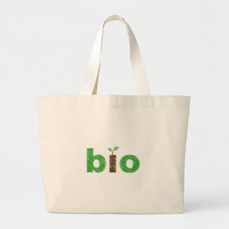 Bio text sketched bags