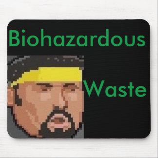 bio waste mousepad