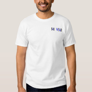 BIO wear : reality T Shirts