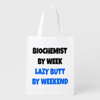 Biochemist by Week Lazy Butt by Weekend