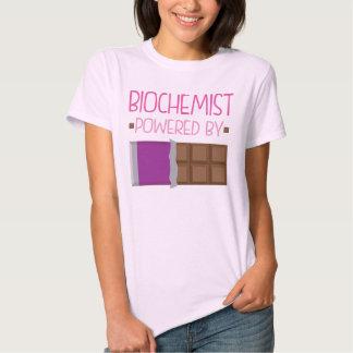 Biochemist Chocolate Gift for Woman Shirt