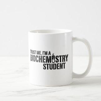 Biochemistry Student Basic White Mug
