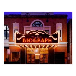 Biograph Theater Postcard